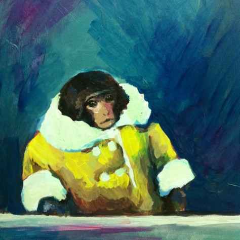 monkeyhermit