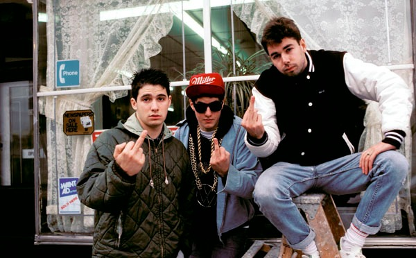 THROWBACK THURSDAY: BEASTIE BOYS