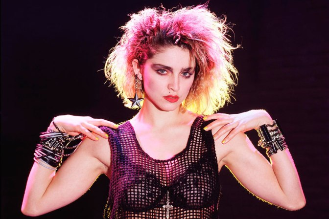 THROWBACK THURSDAY: MADONNA