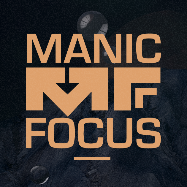 Manic Focus Is So In His Zone
