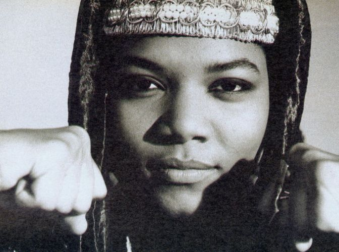 THROWBACK THURSDAY: QUEEN LATIFAH