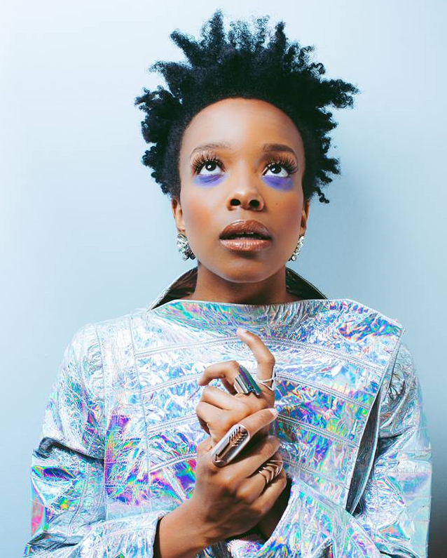 Jamila Woods is Filled with Love From HEAVN in her Debut Album
